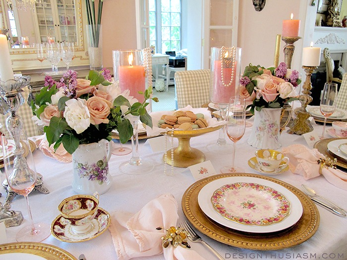 5 stunning themes for your mother 39 s day brunch huffpost Brunch table decorations