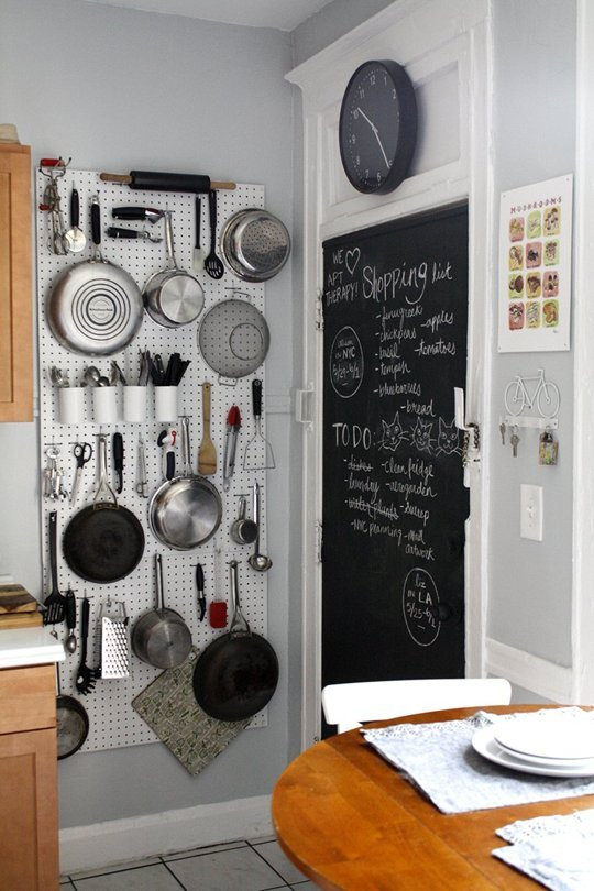 10 Space Saving s for Your Tiny Kitchen | HuffPost Life on organizing bedroom ideas, organizing a tiny house, organizing a small bathroom ideas,
