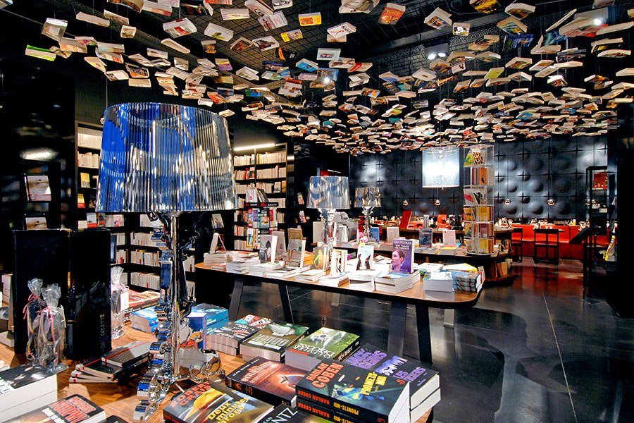 The 8 Most Stunning Bookstores In The World Huffpost