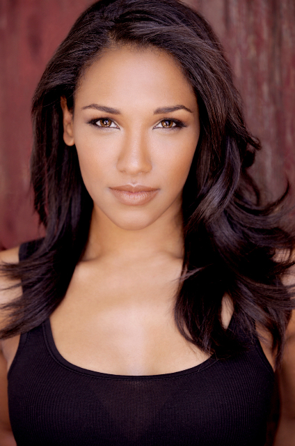 Candice Patton Of The Flash Talks About Meeting The Fans