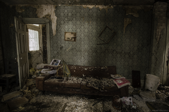 Photo Essay: 25 Abandoned Houses From Across Ontario ...