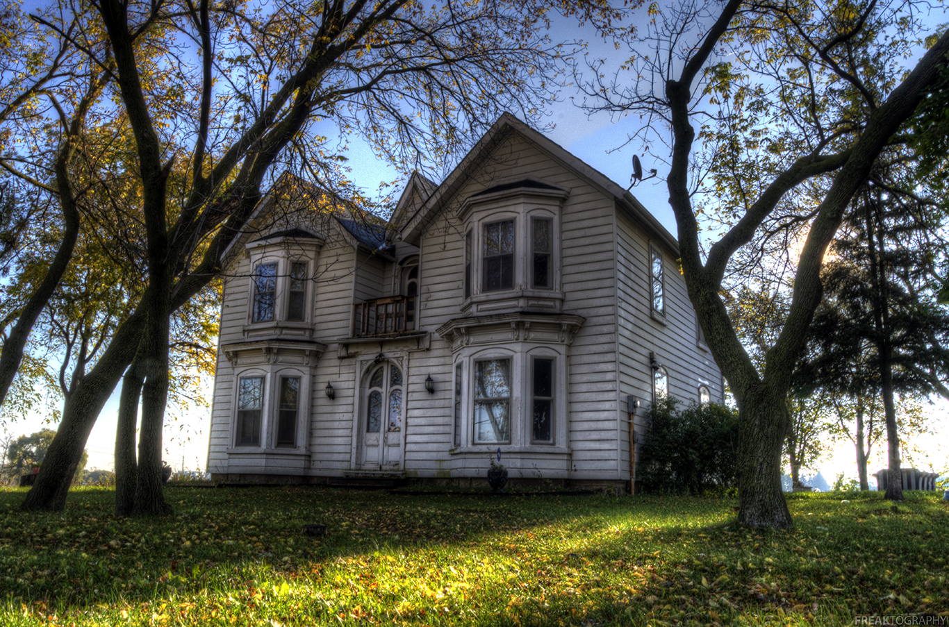 Abandoned house essay