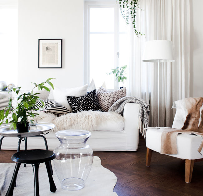 Living Decor: Drool-Worthy Living Room Decorating Ideas