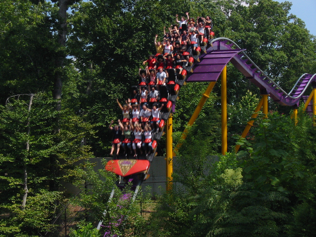 America 39 S 13 Best Amusement Parks That Aren 39 T Six Flags Huffpost
