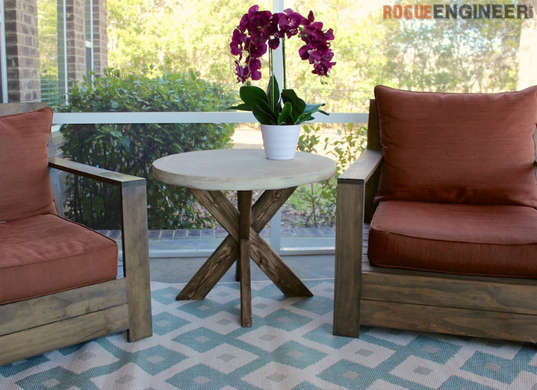 5 Outdoor Furniture Designs You Can Make Yourself Huffpost