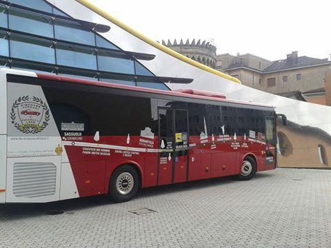 Modena Shuttle Bus