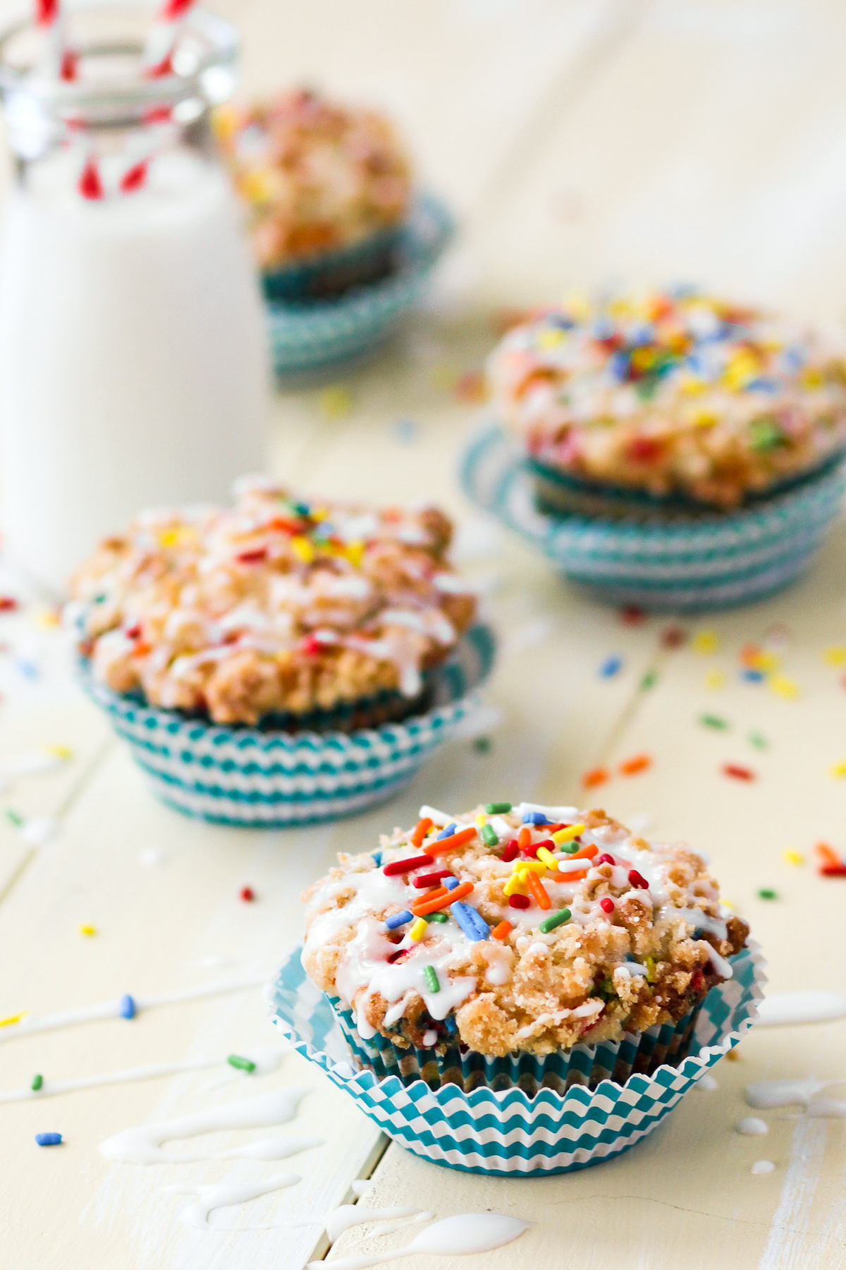 Birthday Cake Muffins For The Best Breakfast Ever Huffpost Life
