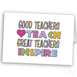 teaching motivation essays