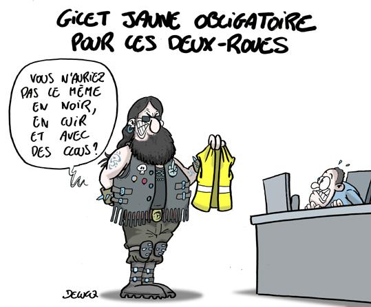 Gilet Jaune Pour Tout Le Monde Le Huffington Post