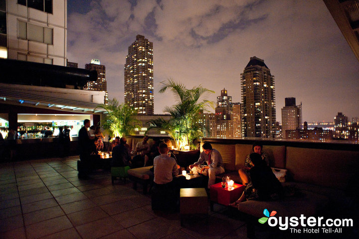 The 10 Best Rooftop Bars In NYC For Summer 2015 | HuffPost