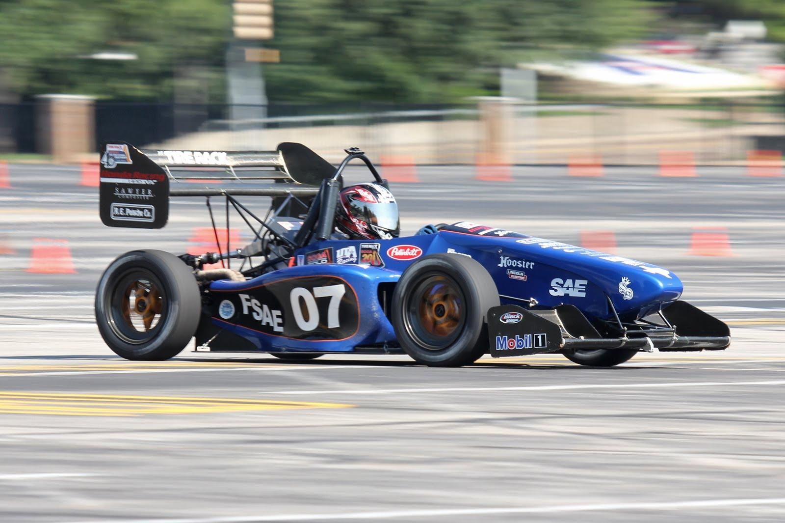 Formula Cars: 6 Fresh Engineering Design Competitions For College