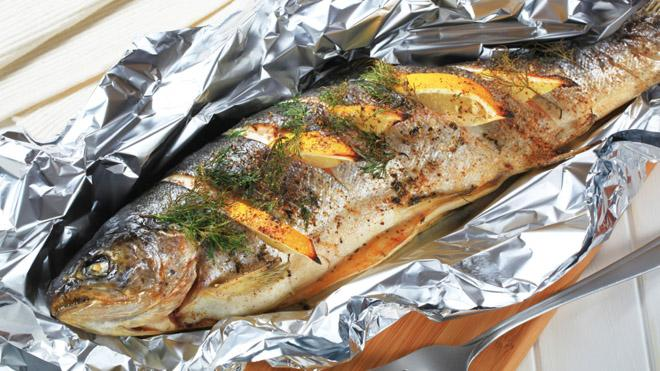 The 10 most tremendous barbecue recipes of cyberspace for Whole fish recipes