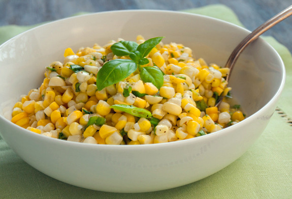 ... crisp fresh corn salad charred corn salad with cherry tomatoes basil