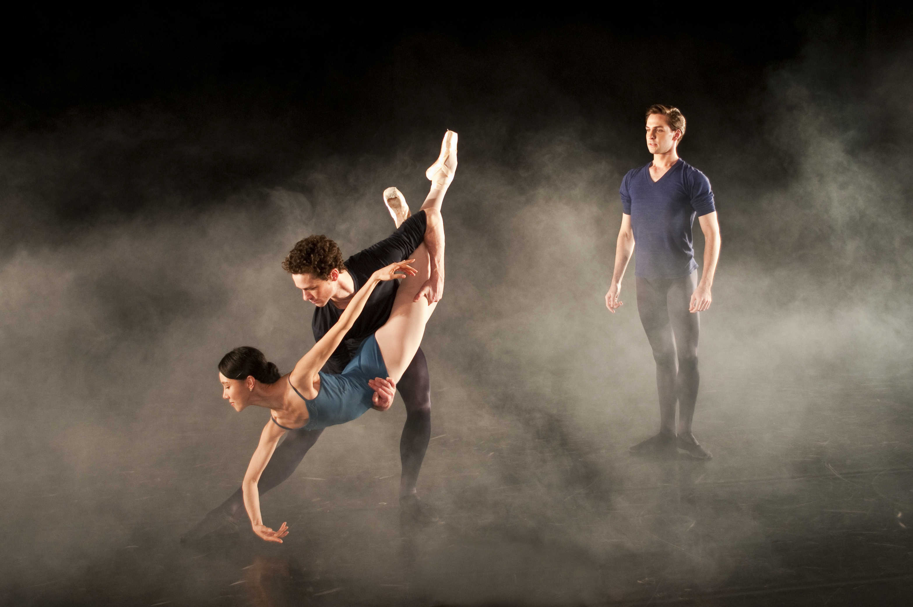 Luscious New Dance Film Toasts 75 Years of American Ballet ...