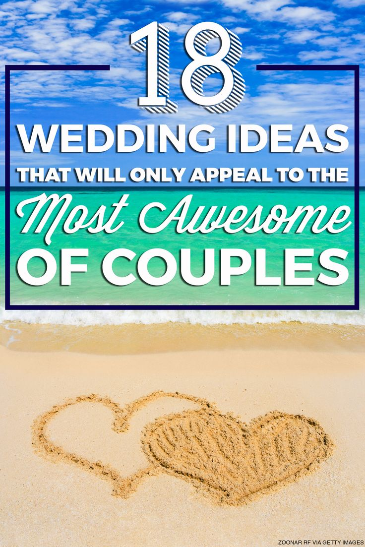 18 wedding ideas that will only appeal to the most awesome of 2015 05 14 1431625713 6784961 awesomecouples51415g junglespirit Gallery