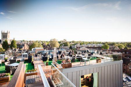 Uk S Best Roof Terraces