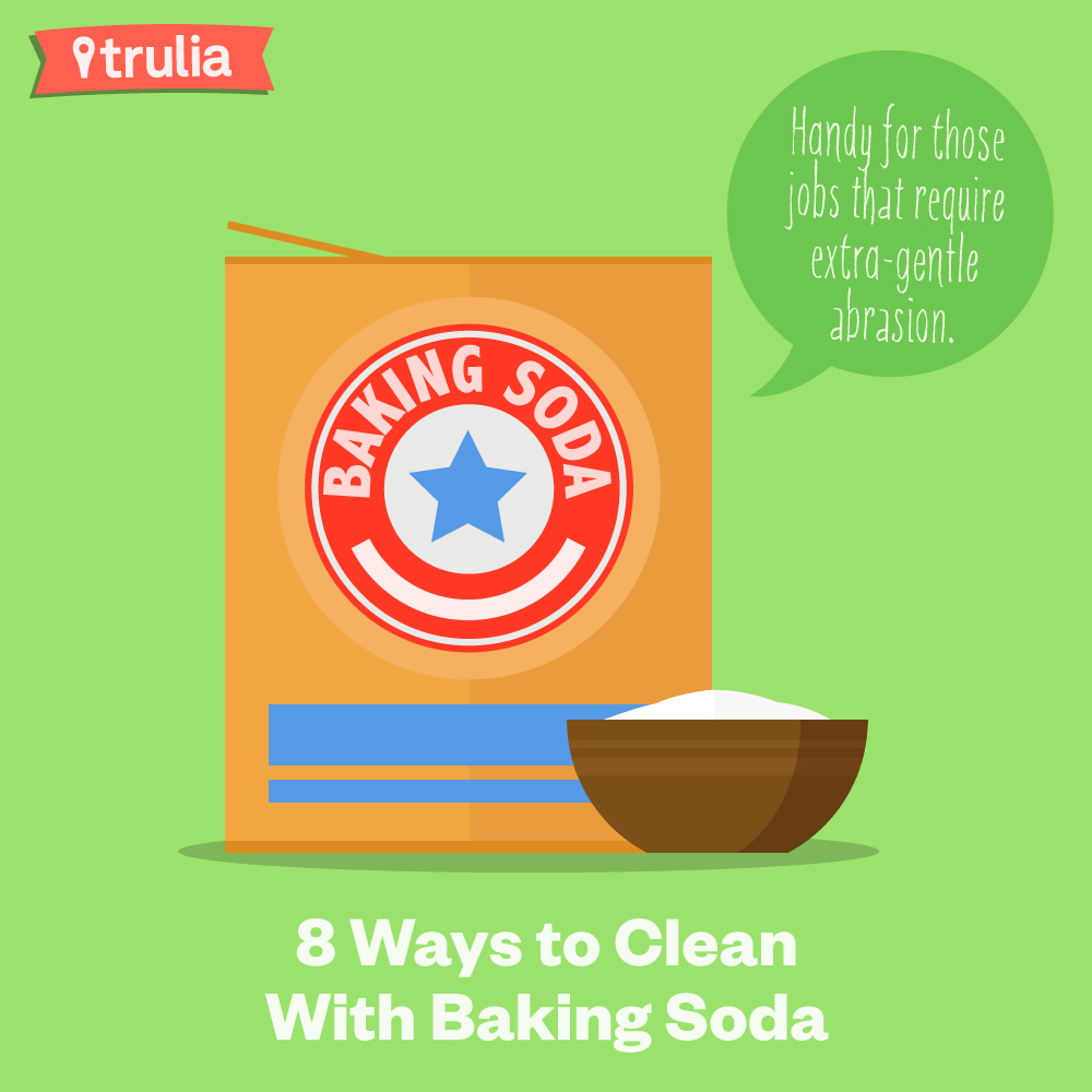 3 natural ingredients that clean almost anything in your house huffpost - Things never clean baking soda ...