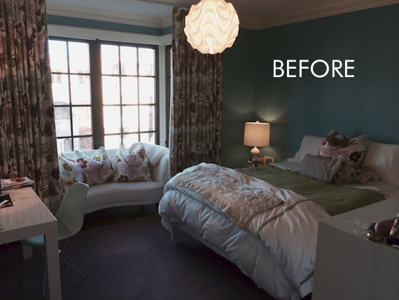 5 Ways To Transform A Teen Bedroom Without Changing The