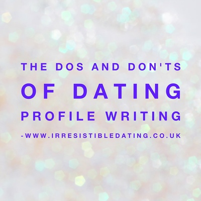 Help writing dating profiles