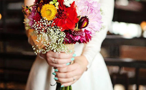 Images The 10 Hottest Trends For Spring Weddings 1 the knot