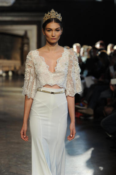 Images The 10 Hottest Trends For Spring Weddings 10 season