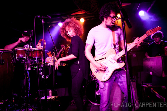 Orgone at Underground Arts: Just Like Good Times | HuffPost