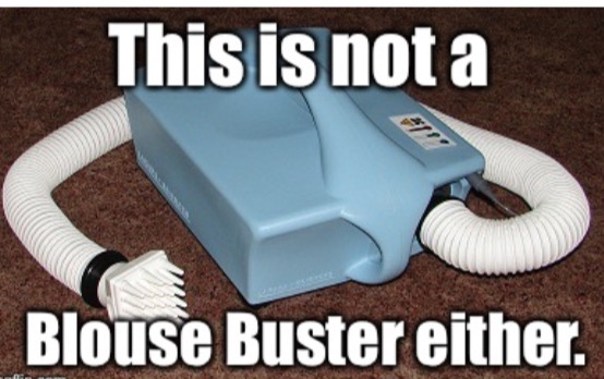 louse buster machine