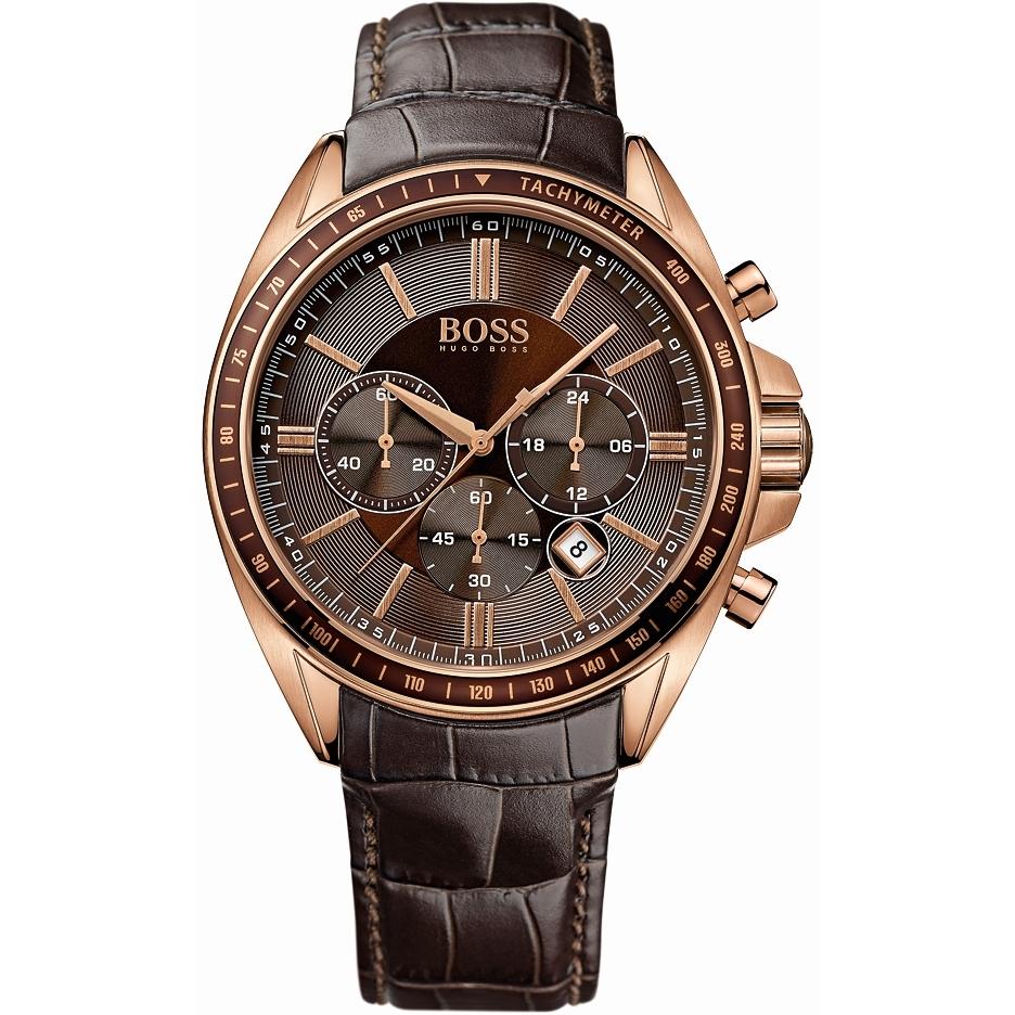 Rose Gold Watch Men
