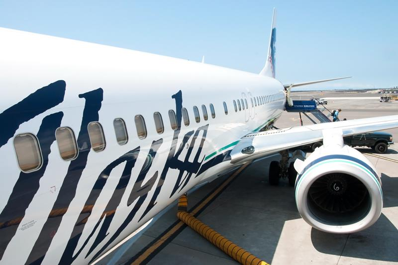 Alaska airlines is the go to airline for travelers flying from the