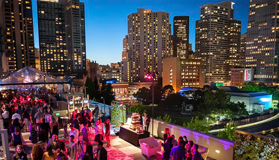 San Francisco S Best Rooftop Bars Huffpost