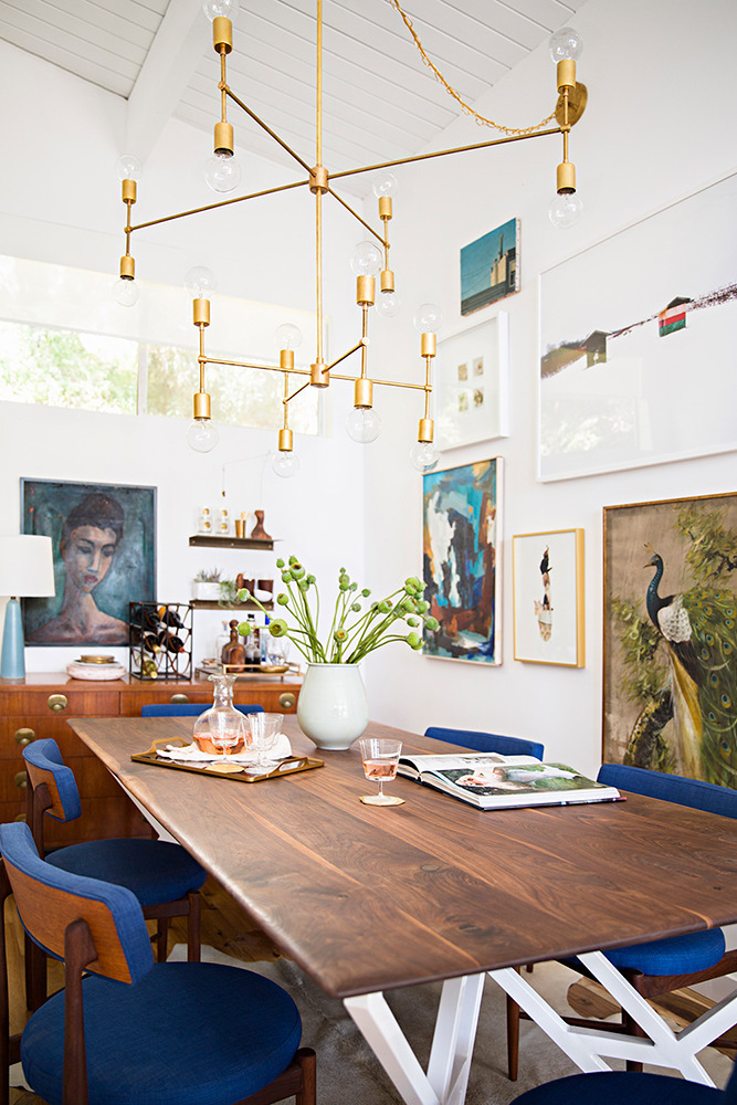 At home with emily henderson huffpost for Henderson house