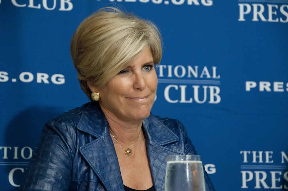 5 Times Suze Orman Didnt Follow Her Own Advice Huffpost Life
