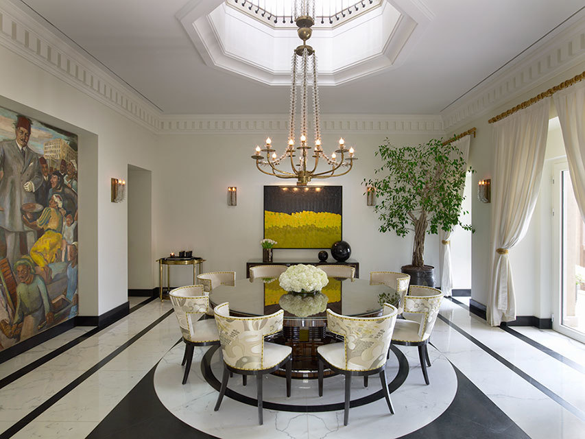 ... Advice When Selecting A Lighting Fixture For The Dining Room.  2015 06 02 1433277816 2480895 Diningroom1