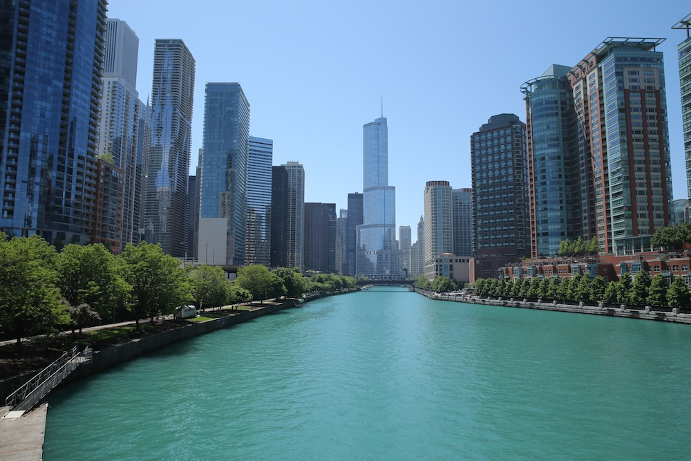 Making A Splash In Chicago Huffpost