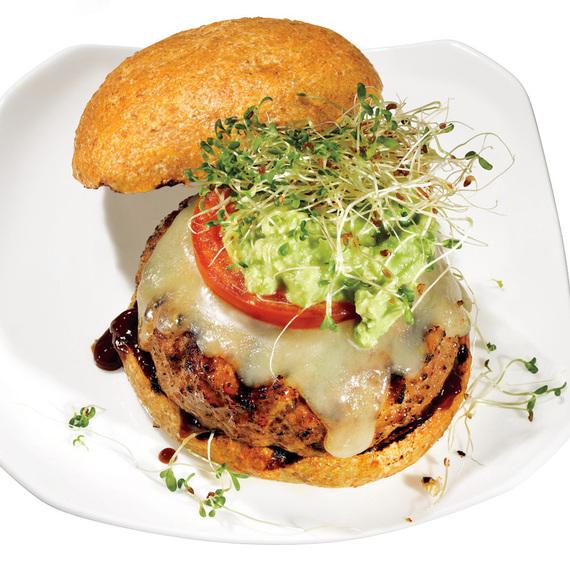 Banh Mi Turkey Burgers | newhairstylesformen2014.com