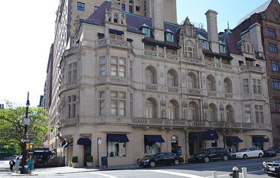 Mansion backstory to ralph lauren nyc men 39 s flagship store for Ralph lauren flagship store nyc