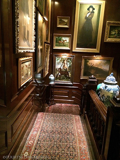 Mansion Backstory to Ralph Lauren NYC Men's Flagship Store ... on