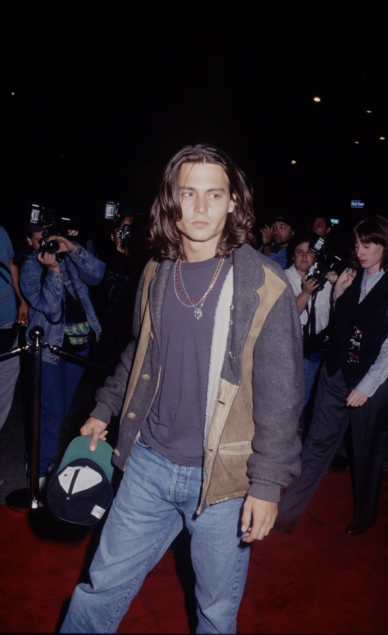 Johnny Depp's Best '90s Looks Are Almost Too Much To ...