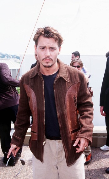 Johnny Depp 39 S Best 39 90s Looks Are Almost Too Much To Handle Huffpost