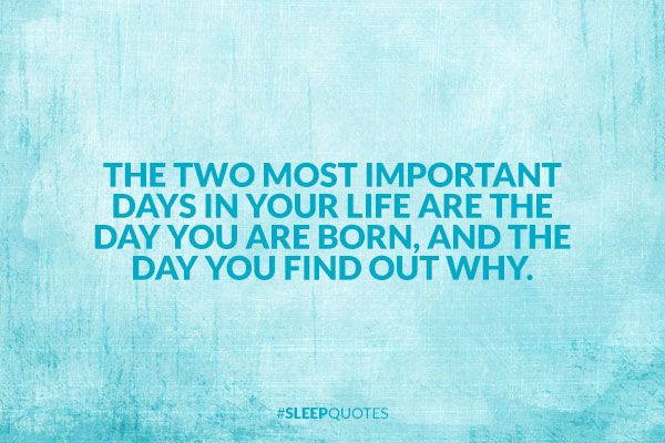 Inspirational Day Quotes: 21 Great Quotes To Read Before Going To Sleep