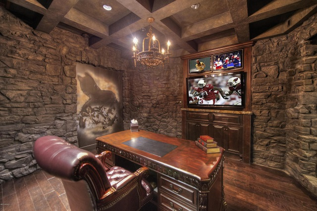 Man Cave Vs Study : Amazing man caves for every dad huffpost