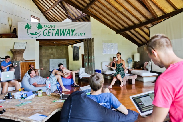 Begin Your Next Entrepreneurial Project with a Getaway | The ...