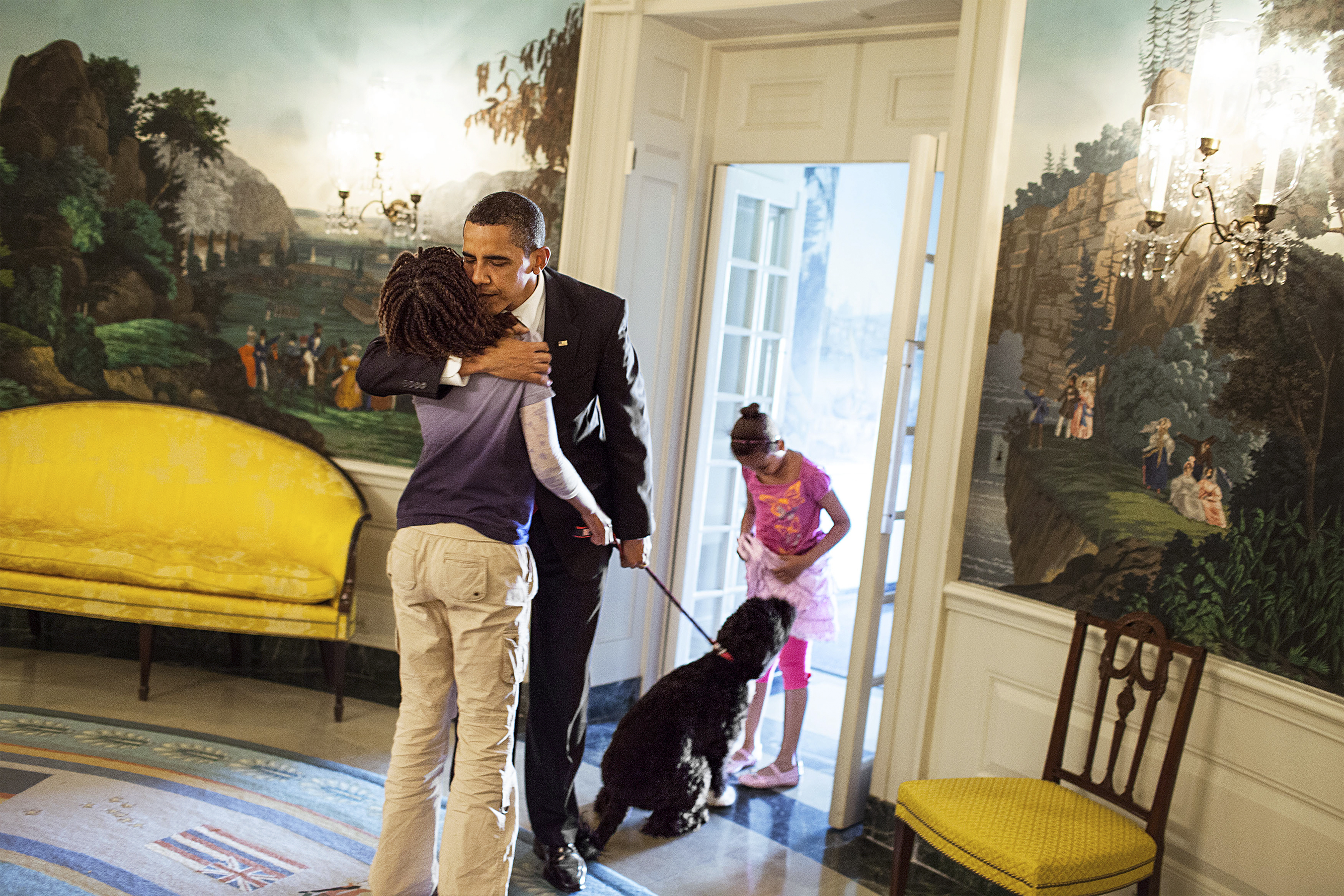 how the presidency made me a better father the huffington post 2015 06 21 1434913782 4775481 potusessayimage1 jpg