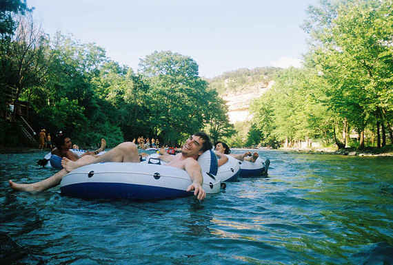 The 16 Best Rivers In America For Tubing And Drinking