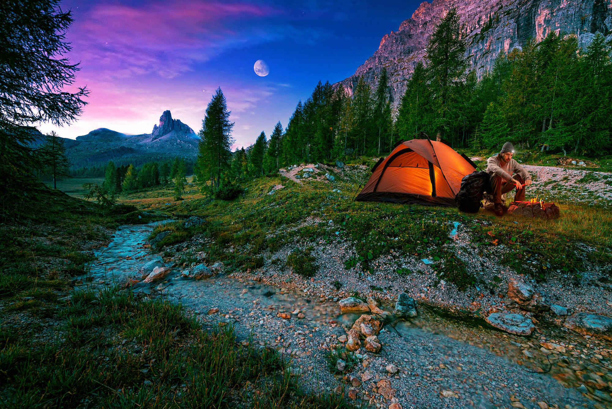 18 Camping Tips And Tricks For Survival (And Fun) | HuffPost