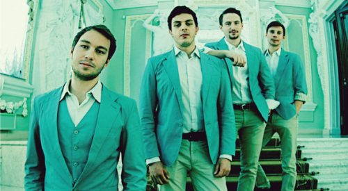 Renown Russian Funk Band, The Soul Surfers, Hit Detroit for