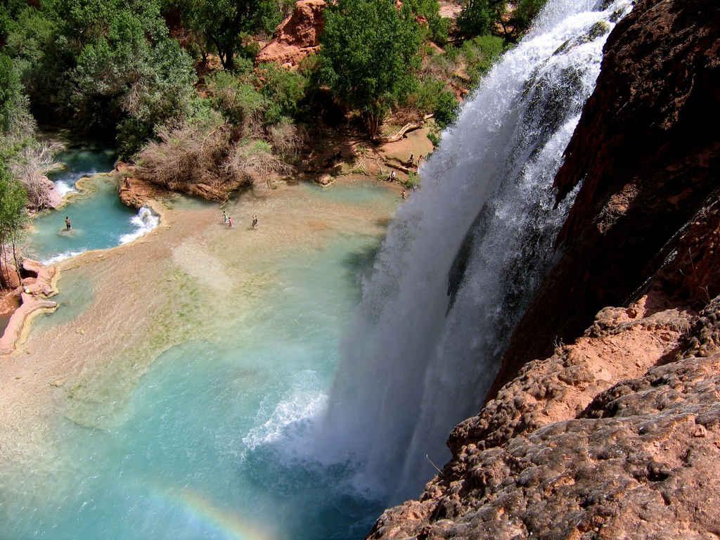 most havasu falls places place country state beautifulplaces arizona boeke each jonathan credit flickr az