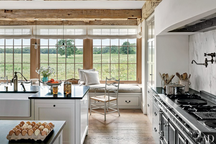 Charming Rustic Kitchen Ideas And Inspirations: 11 Charming Farmhouse Kitchens