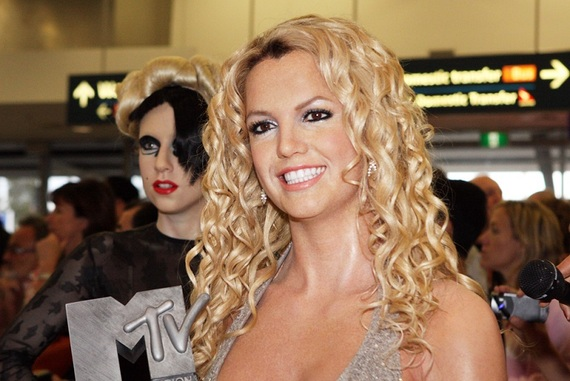 Britney Spears' Net Wo...