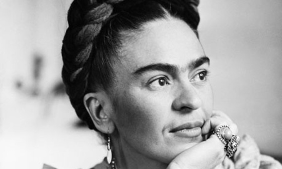 The Beautiful Mustachioed Woman How Frida Kahlo Inspired